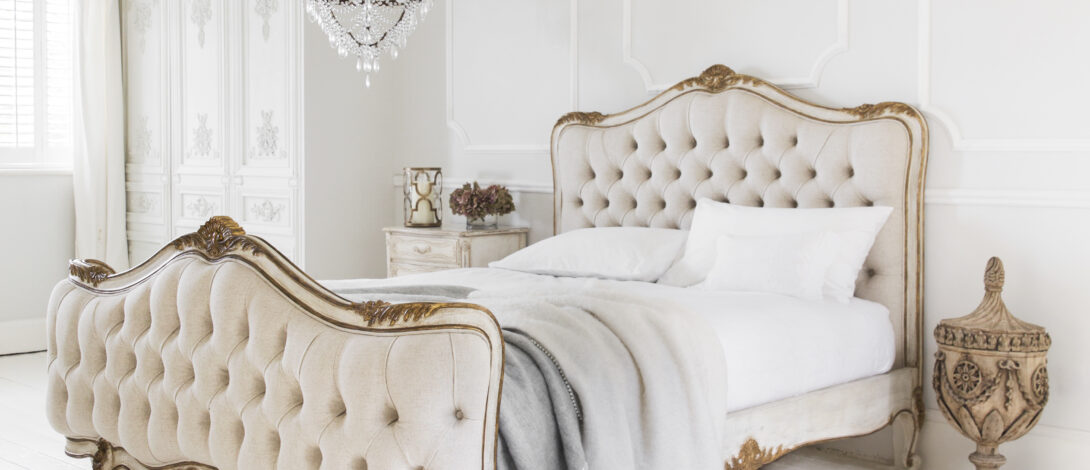 SNUGGLING UP WITH THE FRENCH BEDROOM COMPANY
